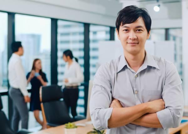 executive business man